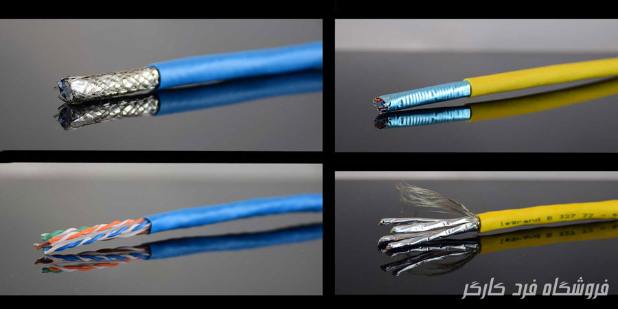 legrand network cables